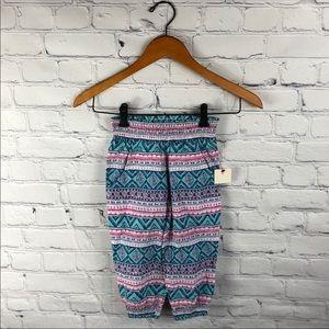 Billabong   sz XXS Girls Pastel Pants w/ Pockets